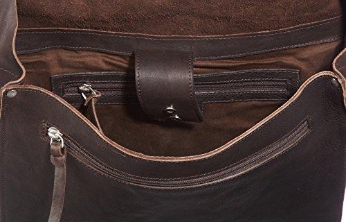 Marco O'Polo Accessories 11177 90000 127, Sac à main homme Marron-TR-K2-40