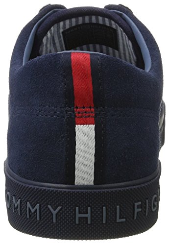 Tommy Hilfiger Herren Y2285armouth 1b Sneaker Blau (Tommy Navy)