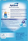 Aptamil Kindermilch 2+ ab 2 Jahren, 4er Pack (4 x 600 g) Bild 2