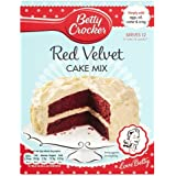 Betty Crocker - Red Velvet - Preparado en polvo 450g