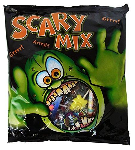 Halloween Scary Mix Süßigkeiten, 1er Pack (1 x 375g) (Juan Halloween Kostüm)