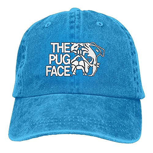 magic ship Pug Face Shirt Snapback Cotton Hat