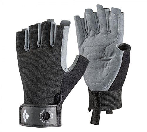 Black Diamond Crag Half Finger Gloves