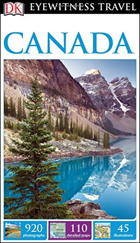 Canada (Dk Eyewitness Travel Guides Canada)