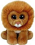 TY - Classics Louie, león de peluche, 23 cm, color marrón (90220TY)