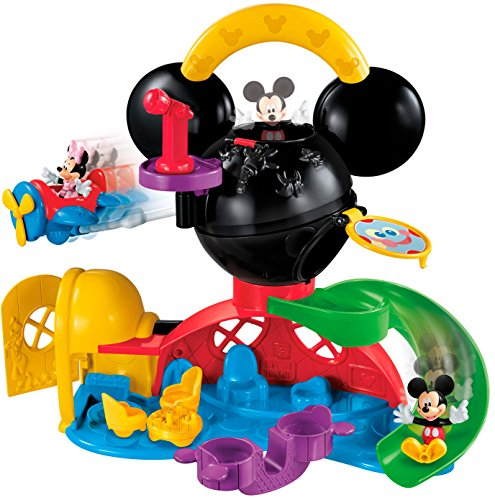 Fisher Price - Y2311 - Figurine - La Maison de Mickey