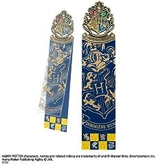Idea Regalo - Noble Collection Hogwarts Crest Bookmark
