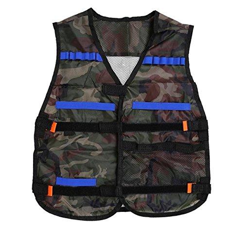 Generic New Vest Kit For Nerf N-strike Elite Games-Colorful
