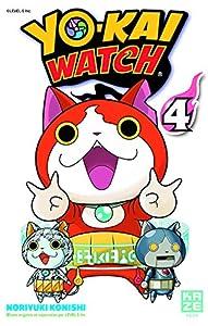 Yo-Kai Watch Edition simple Tome 4