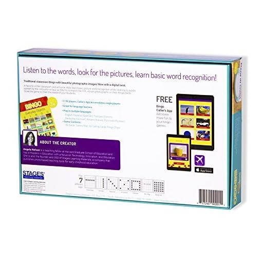 Stages-Learning-Materialien-link4fun-echten-Foto-Bingo-Spiel-Set-fr-Familie-Vorschule-Kindergarten-und-Elementare-Bildung