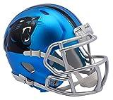 NFL Carolina Panthers Alternate Blaze Speed Mini Helm