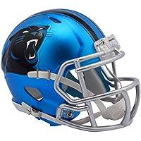Riddell NFL CAROLINA PANTHERS Blaze Alternate Speed Mini Helmet