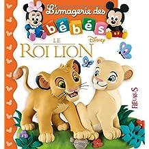 L'imagerie des bébés Dinsey - Le roi lion