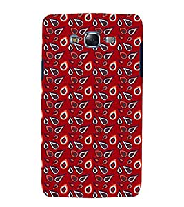 printtech Abstract Pattern Back Case Cover for Samsung Galaxy Core 2 G355H