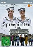 Spreepiraten / Die komplette 26-teilige Erfolgsserie (Pidax Serien-Klassiker) [3 DVDs]