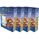Schreiner Shirataki Fit Espaguetis Gruesos, Shirataki De Konjac, Sin Gluten - Pack de 4 x 390 gr - Total: 1560 gr