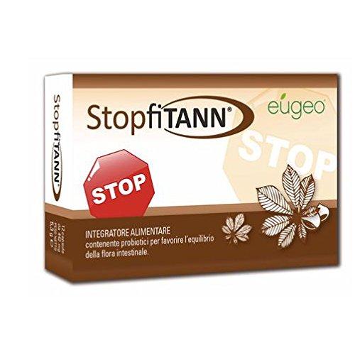 Eugeo Stopfitann Integratore Alimentare 12 Capsule