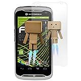 atFolix Displayschutz für Motorola TC55 Spiegelfolie - FX-Mirror Folie mit Spiegeleffekt
