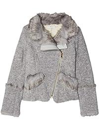 MOLLY BRACKEN Knitted Jacket, Cappotto Bambina