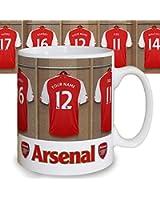 Arsenal Personalised Mug
