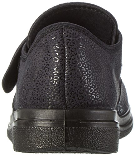 Fischer - Ortho, Pantofole Unisex – Adulto Nero (nero)