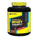 MuscleBlaze Whey Energy, 2 kg / 4.4 lb C...