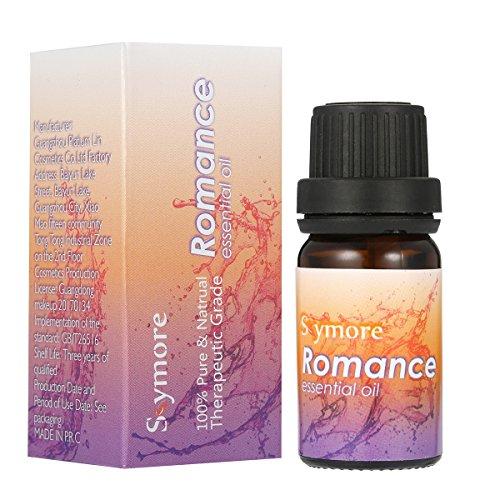 Skymore Erotik Öl, Partner Sex Ätherisches Oil Liebesöl 100% Natürlichen Pure Rein Ätherisches Oil Für Diffuser, Stimmung Entspannen, Romantik 10ml - Additiv Duft Luftbefeuchter