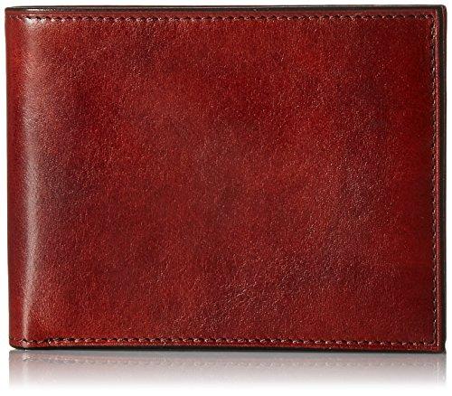bosca-mens-genuine-leather-bifold-executive-id-wallet-cognac-brown