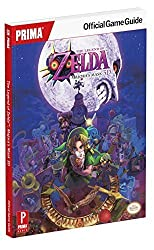 The Legend of Zelda: Majora's Mask Standard Edition: Prima Official Game Guide (Prima Official Game Guides) by Prima Games (2015) Paperback