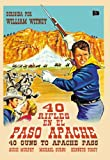40 Guns to Apache Pass - 40 Rifles en el paso Apache - William Witney - Audie Murphy