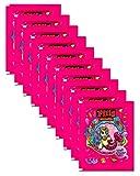 Blue Ocean - Filly Mermaids Sticker Sammelbilder - 10 Booster Packungen 50 Sticker