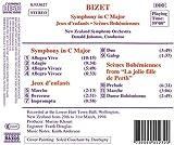 Symphonie en Ut / Jeux d'Enfants / Scènes Bohémiennes