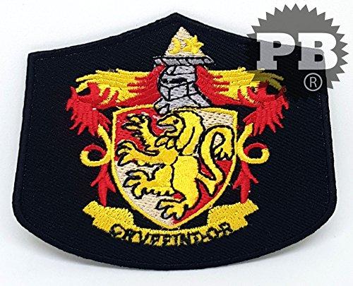 Parche bordado Harry Potter planchar coser 2170 Gryffindor