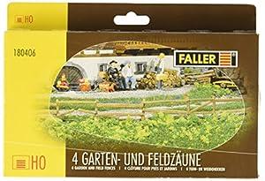 Faller - Valla para modelismo ferroviario H0 Escala 1:87 (F180406)