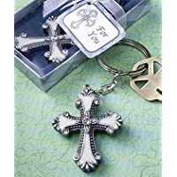 Useful Communion Favors: Cross Design Keychain Favors, 144 by Fashioncraft preisvergleich bei billige-tabletten.eu