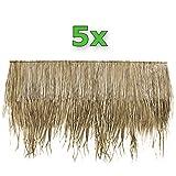 Wilai Palmendächer Palmdach Paneele Palmschindel Palmenblätter 145 cm (5)