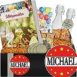 Michael | Schnaps selber machen Set | Geschenk für Michael