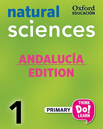 Pack andalucía natural science primary 1 student's book (+ cd) (think do learn)