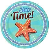 """Teller - """" Sea Time """" - Speiseteller"""