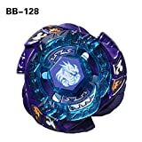 DishyKooker Metal Fusion 4D con Lanciatore Spinning Top Toys Forchildren BB128# C Style 1
