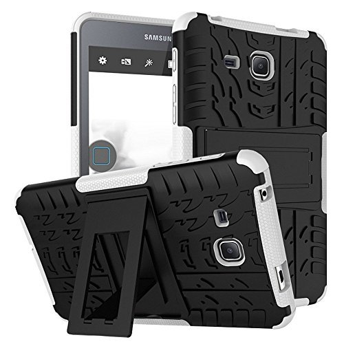 Tab A 7.0 2016 Funda DWaybox 2in1 Combo Hybrid Armor Rugged Heavy...