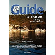 The A-Z Guide to Thassos 2008