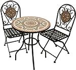 Woodside Terracotta Mosaic Garden Tab...
