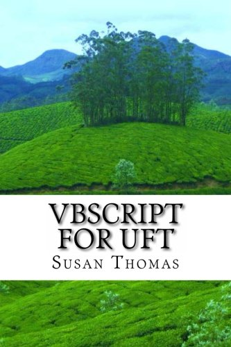 VBScript For UFT: Learn with Examples