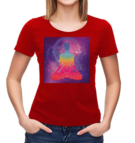 Yoga   meditation t shirts tees the best Amazon price in SaveMoney.es 15e6a21c7c3