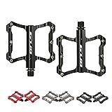 Blusea GUB Aluminiumlegierung-Fahrrad-BMX-Fahrrad, Flache Plattform Pedale...