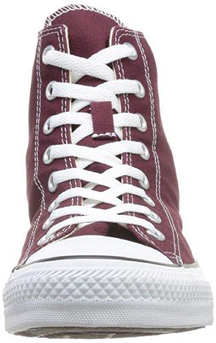 Converse Ctas Core Hi, Baskets mode mixte adulte Rouge (Bordeaux/Blc)