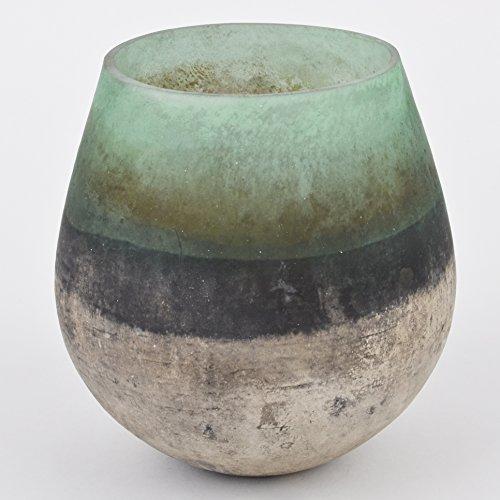 windlicht-oriental-luxury-design-glas-teelichthalter-deko-17x17x17xcm-mint-braun