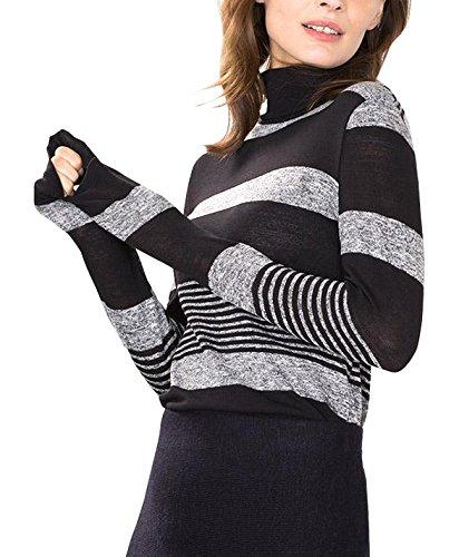esprit-116ee1k002-maglia-a-maniche-lunghe-donna-multicolore-gunmetal-5-36-taglia-produttore-small