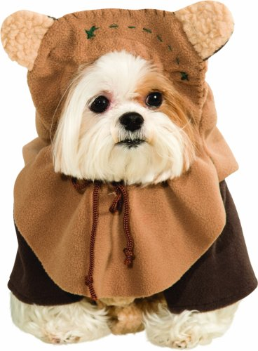 rubies-official-star-wars-ewok-pet-dog-costume-medium